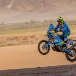 Motocross nacional despide el año con competencia en Coelemu