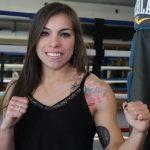"""Daniela """"La Leona"""" Asenjo da el primer paso en busca del cinturón latinoamericano"""