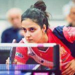 Daniela Ortega se titula campeona sudamericana Sub 21 de tenis de mesa