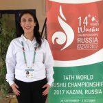"Elizette Toledo sobre Federación Chilena de Wushu: ""Merecemos ingresar al Comité Olímpico Chileno"""