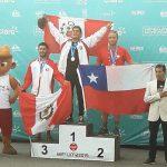 Maximiliano Cross gana medalla de plata en el Panamericano de Surf