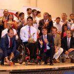 Círculo de Periodistas Deportivos entregó el listado de los mejores deportistas chilenos del 2017