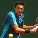 Tomás Barrios cayó en la primera ronda del Challenger Cachantun Open