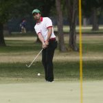 Mexicano Álvaro Ortiz es el único líder del Latin America Amateur Championship