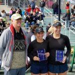 Alexa Guarachi se tituló campeona de dobles del ITF de Daytona Beach