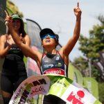 Bárbara Riveros se titula tetracampeona del Ironman 70.3 de Pucón