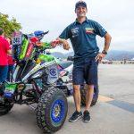 Ignacio Casale superó las verificaciones técnicas del Dakar 2018