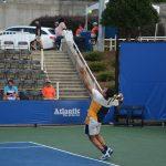 Christian Garin cayó en semifinales del Challenger de Newport Beach
