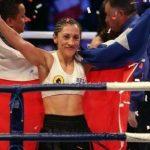 """""""Crespita"""" Rodriguez protagonizara un combate de exhibición en Calama"""