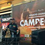 """Ignacio Casale: """"Podemos tener el Dakar sin molestar a nadie"""""""