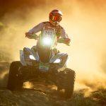 Ignacio Casale llega tercero en penúltima etapa del Dakar y se acerca al título en quads