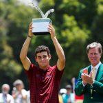 Joaquín Niemann gana el Latin American Amateur Championship y clasifica al Masters de Augusta