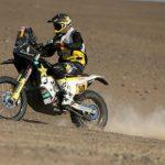 Pablo Quintanilla ocupó la posición 12 en la penúltima etapa del Dakar