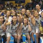Puerto Aysén recibirá el Sudamericano Sub 15 de Básquetbol Femenino 2018