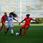 La Roja Femenina Sub 17 cayó ante USA en el cierre de la Copa Provincia