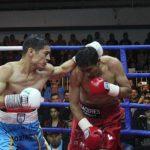 Cristián Olivares gana en Bolivia y mantiene su invicto en el boxeo profesional