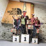 Inti e Ignacia Mellado ganaron la segunda fecha del The North Face Pre Master de Boulder