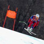 Henrik Von Appen obtuvo el lugar 34 en el descenso masculino de los Juegos Olímpicos de Invierno
