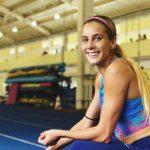Isidora Jiménez clasificó al Mundial Indoor de Atletismo con nuevo récord nacional