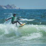 """Finalizó en La Serena la segunda fecha del circuito de surf """"MILO Grom Series by Billabong"""""""