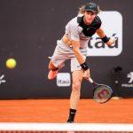 Nicolás Jarry avanzó a octavos de final del ATP 250 de Sao Paulo