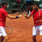 Nicolás Jarry y Hans Podlipnik avanzaron a cuartos de final de dobles del ATP 250 de Quito