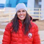 Noelle Barahona fue eliminada en la prueba de Slalom Gigante de los Juegos Olímpicos de Invierno