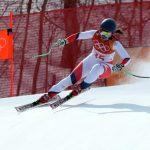 Noelle Barahona termina 25 en el descenso y logra su mejor resultado en unos Juegos Olímpicos de Invierno