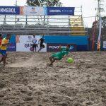 Selección Chilena de Fútbol Playa cayó por goleada ante Brasil en la Copa América