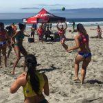 Chile cerró su participación en la fase de grupos del Panamericano de Balonmano Playa