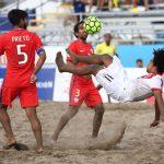 Selección Chilena de Fútbol Playa se quedó con el octavo lugar de la Copa América