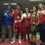 Curicó se quedó con el título del Campeonato Nacional Juvenil de Boxeo