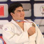 Francisco Solís gana medalla de plata en el Open Panamericano de Judo en Buenos Aires