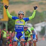 Gonzalo González se quedó con la tercera etapa de la Vuelta a Chiloé