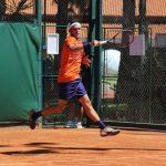 Juan Carlos Sáez avanzó a semifinales de dobles del Futuro 13 de Túnez
