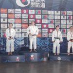 Judocas nacionales ganan cuatro medallas en la primera jornada del Open Panamericano de Santiago