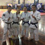 Chile sumó una plata y tres bronces en el primer día del Open Panamericano de Judo en Buenos Aires