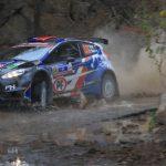Pedro Heller comienza este viernes su participación en el Gran Premio de México del Campeonato Mundial de Rally