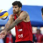 Primos Grimalt cayeron en cuartos de final de la quinta fecha del Circuito Sudamericano de Volleyball Playa