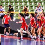 Chile derrotó a Uruguay en el comienzo del Panamericano Junior Femenino de Handball