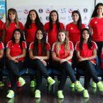 Selección Chilena Femenina de Balonmano Playa se prepara para su participación en el Panamericano de Estados Unidos
