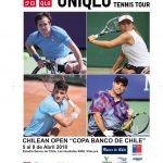 Este jueves comenzará una nueva versión del Chile Open de Tenis en Silla de Ruedas
