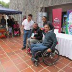 Alexander Cataldo se tituló campeón de singles y dobles en el ITF FS Wheelchair de Quito
