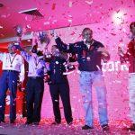 Nacional Santander Oceánico coronó a sus campeones de la temporada 2017-2018