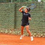 Fernanda Brito avanzó a octavos de final del ITF de Guayaquil