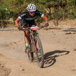Fernanda Castro y Eyair Astudillo ganaron la segunda fecha del Suzuki MTB Tour