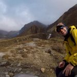 Juan Pablo Mohr inicia su expedición a la séptima cumbre más alta del mundo