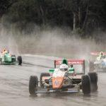 Martín Scuncio ganó bajo la lluvia en la segunda fecha de la Fórmula Total