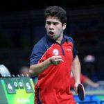 Chile aseguró cuatro medallas en el Eslovenia Open de Tenis de Mesa Paralímpico