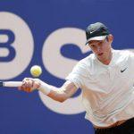 Nicolás Jarry cayó en primera ronda del Masters 1000 de Roma